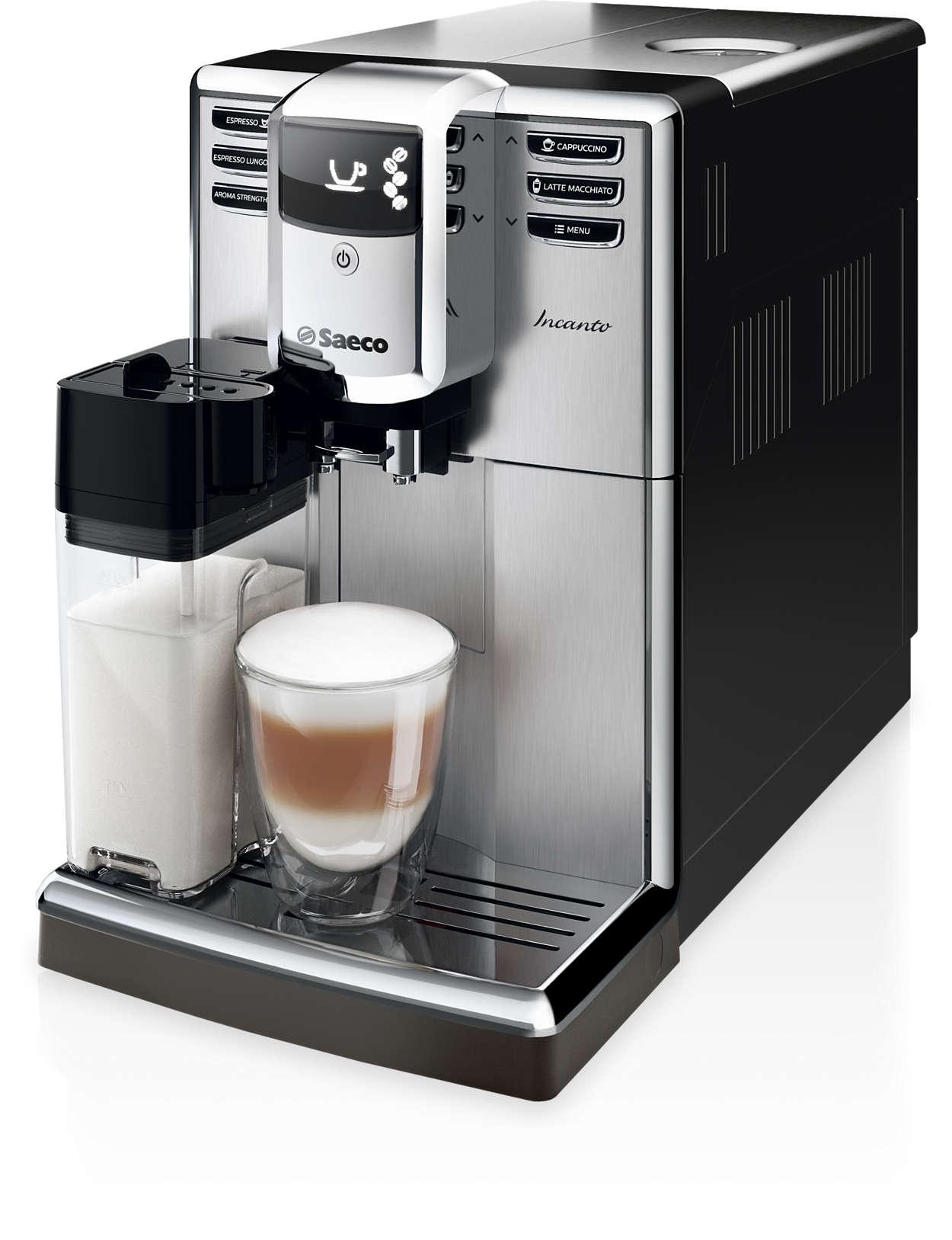 Espressor, uz casnic, Aparat de cafea, , Cafea boabe