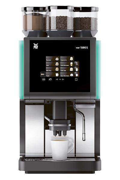 WMF 1500S, WMF , Espressor, HoReCa, Aparat de cafea, Cappuccino, Cafea boabe, Latte Machiatto