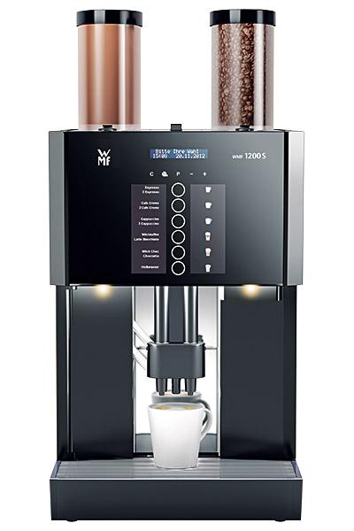 WMF 1200S, WMF , Espressor, HoReCa, Aparat de cafea, Cappuccino, Cafea boabe, Latte Machiatto