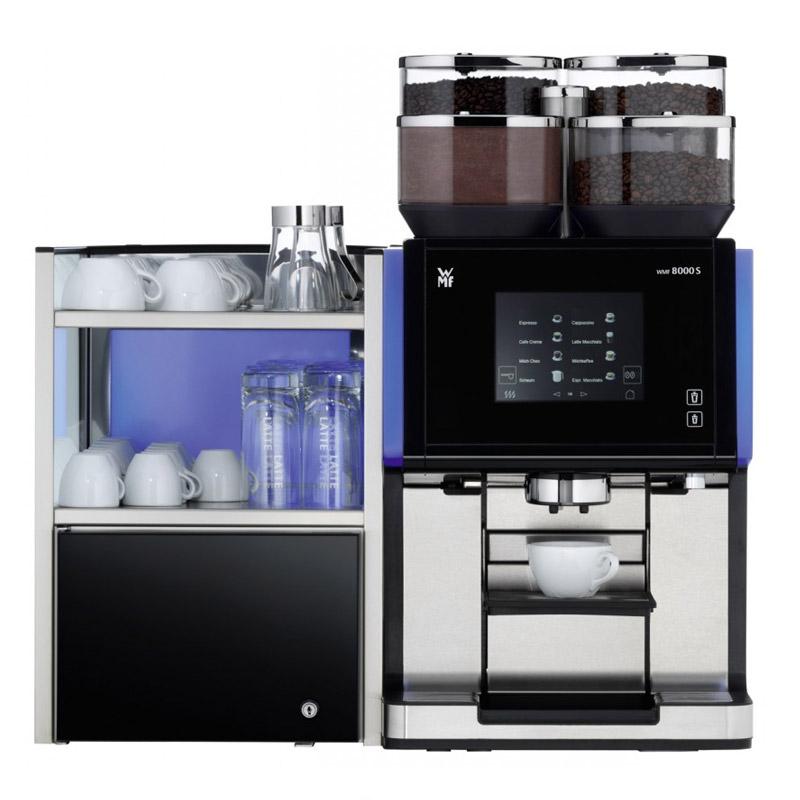WMF 8000S, HoReCa, OCS, Espressor, Cafea boabe, Cappuccino, Latte Machiatto, WMF, Aparat de cafea