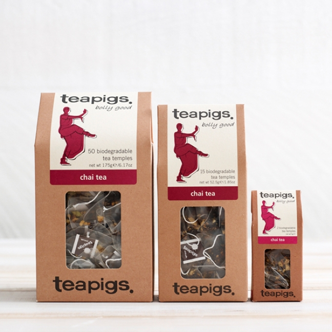 Chai, Teapigs, Tea, Ceai, Ceaiuri Cluj, HoReCa, Ceaiuri Premium