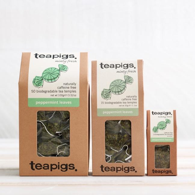 Peppermint, Ceai de menta, Teapigs, Tea, Ceai, Ceaiuri Cluj, HoReCa, Ceaiuri Premium