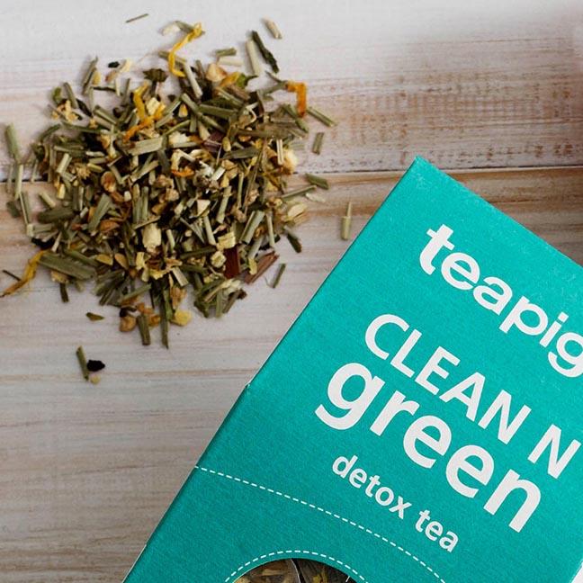 Ceai de detoxifiere, Teapigs, Tea, Ceai, Ceaiuri Cluj, HoReCa, Ceaiuri Premium