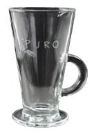 Pahar sticla, HoReCa, cafenele