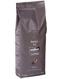 Miko Onyx, cafea macinata