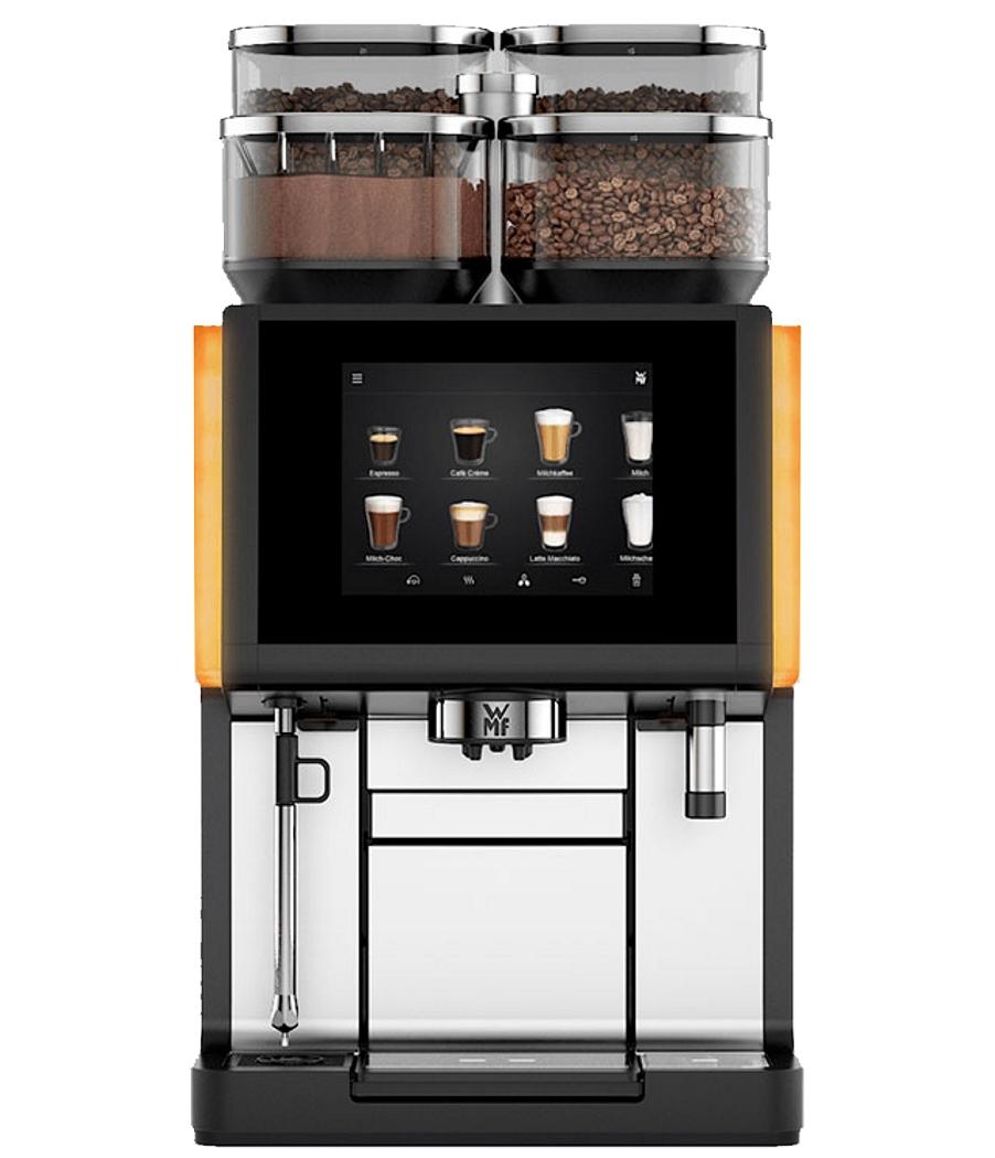 WMF 9000S, HoReCa, OCS, Espressor, Cafea boabe, Cappuccino, Latte Machiatto